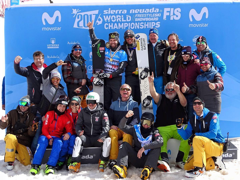 Sierra Nevada - Teamfoto